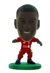Liverpool Georginio Wijnaldum- Home Kit (2020 version)