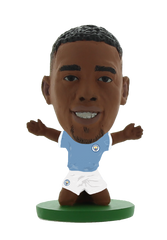 Man City - Gabriel Jesus - Home Kit (Classic)