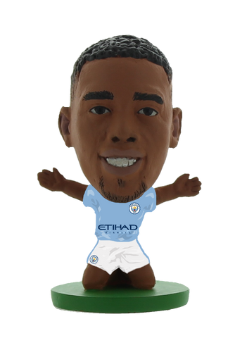 Man City - Gabriel Jesus Home Kit (2018 version)