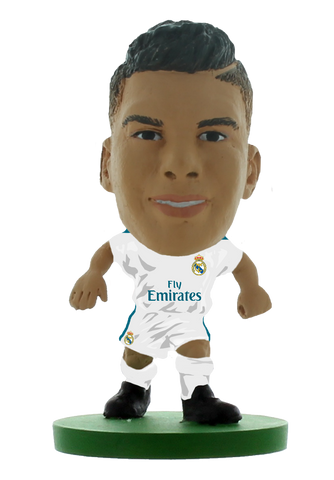 Real Madrid Carlos Casemiro - Home Kit (2018 version)