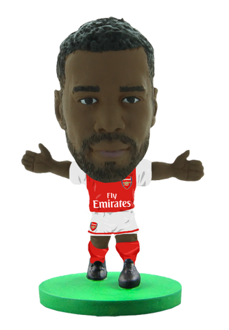 Arsenal - Alexandre Lacazette - Home Kit (2018 version)