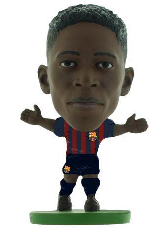 Barcelona - Ousmane Dembele - Home Kit (2019 version)