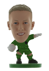 Everton - Jordan Pickford Home Kit (Classic Kit)