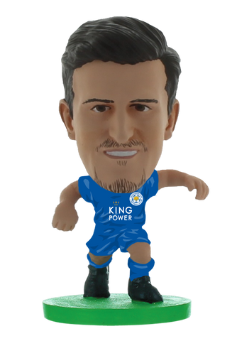 Leicester City - Harry Maguire Home Kit (Classic Kit)