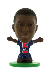 Paris Saint Germain - Kylian Mbappe - Home Kit (2021 version)