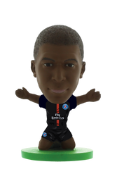 Paris St Germain - Kylian Mbappe Home Kit (2018 version)
