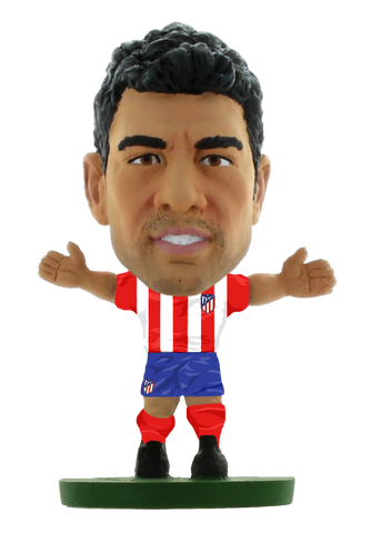 Atletico Madrid - Diego Costa - Home Kit (Classic Kit)