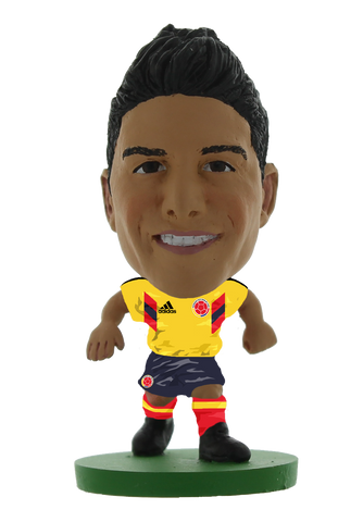Colombia James Rodriguez - Home Kit