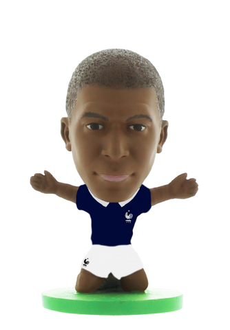 France Kylian Mbappe - Home Kit
