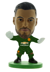 Man Utd - Sergio Romero Home Kit (2019 version)