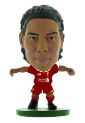 Liverpool Virgil Van Dijk - Home Kit (2020 version)