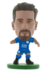 Leicester City - Adrien Silva - Home Kit (classic kit)