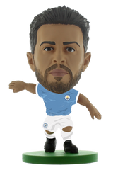 Man City - Bernardo Silva - Home Kit (Classic)