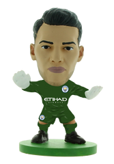 Man City - Ederson Home Kit (2019 version)