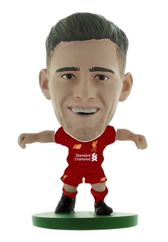 Liverpool Andrew Robertson - Home Kit (2020 version)
