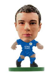 Leicester City - Jonny Evans - Home Kit (classic kit)