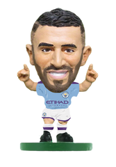 Man City - Riyad Mahrez Home Kit (2020 version)