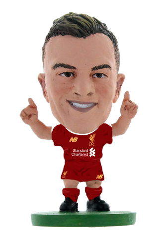 Liverpool Xherdan Shaqiri - Home Kit (2020 version)