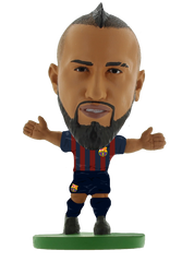 Barcelona - Arturo Vidal - Home Kit (2019 version)
