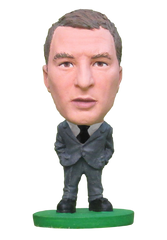 Leicester City Brendan Rodgers - (Suit)