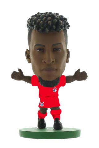 Bayern Munich - Kingsley Coman - Home Kit