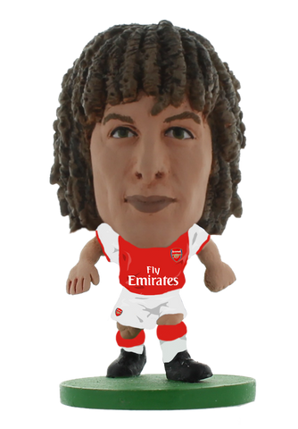 Arsenal - David Luiz - Home Kit (Classic Kit)