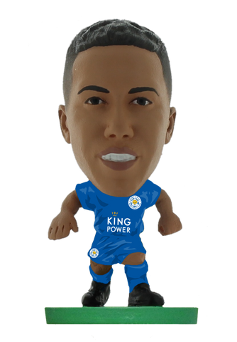 Leicester City Youri Tielemans - Home Kit (Classic Kit)