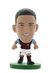 West Ham - Declan Rice - Home Kit (classic kit)
