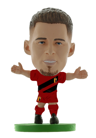 PRE-ORDER - Belgium Thorgan Hazard 2020 Kit