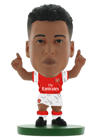 Arsenal - Gabriel Martinelli - Home Kit (Classic Kit)