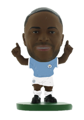 Man City - Raheem Sterling - Home Kit (Classic) (NEW SCULPT)