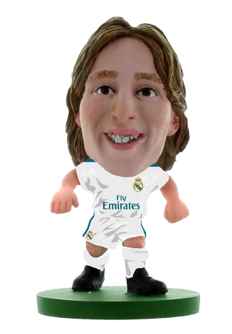 Real Madrid - Luka Modric Home Kit (2018 version)