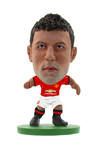 Man Utd - Michael Carrick Home Kit (2018 version)