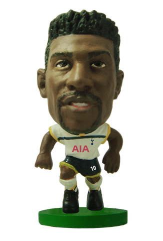Spurs - Emmanuel Adebayor Home Kit (2015 version)