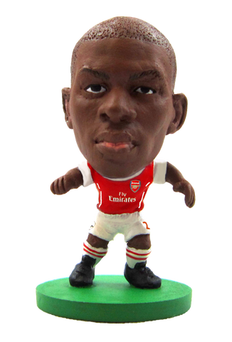 Arsenal - Abou Diaby Home Kit (2015 version)
