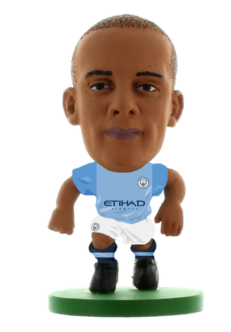 Man City - Vincent Kompany Home Kit (2019 version)
