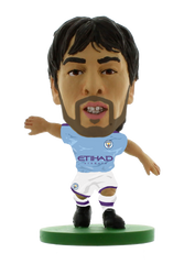 Man City - David Silva Home Kit (2020 version)