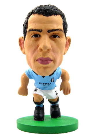 Man City - Carlos Tevez Home Kit (2014 version)