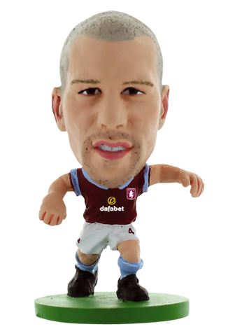 Aston Villa - Ron Vlaar Home Kit (2015 version)