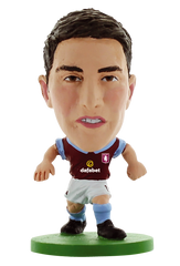 Aston Villa - Matthew Lowton Home Kit (2015 version)