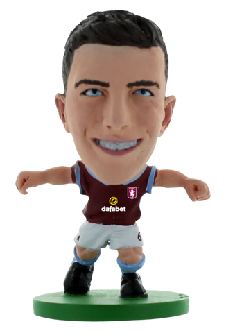 Aston Villa - Ciaran Clark Home Kit (2015 version)