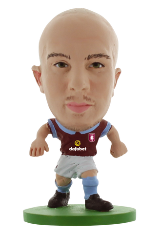 Aston Villa - Stephen Ireland Home Kit (2015 version)