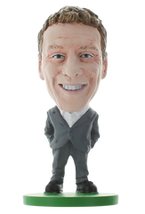 Man Utd - David Moyes (suit)