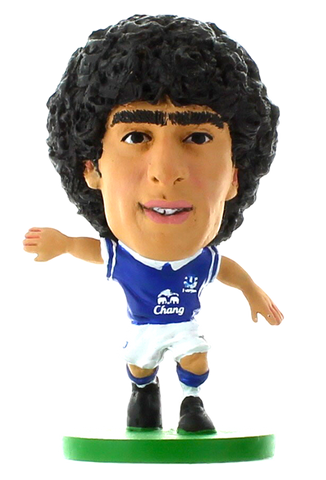 Everton - Marouane Fellaini Home Kit (2014 version)