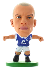 Everton - John Heitinga Home Kit (2014 version)