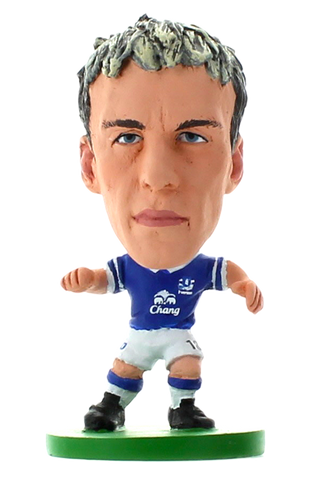 Everton - Phil Neville Home Kit (2014 version)