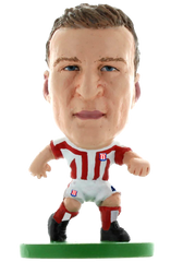 Stoke - Robert Huth Home Kit (2015 version)