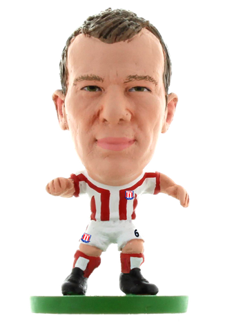 Stoke - Glenn Whelan Home Kit (2015 version)