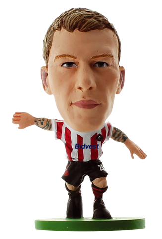 Sunderland - James McClean Home Kit (2014 version)