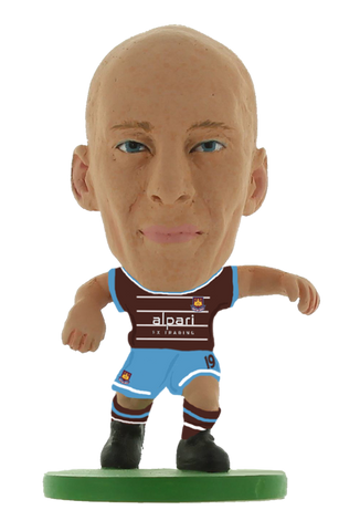 West Ham - James Collins Home Kit (2015 version)